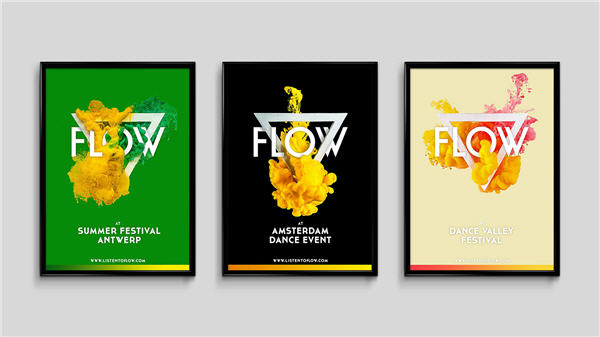What makes a good poster design? Studio Hands Flow