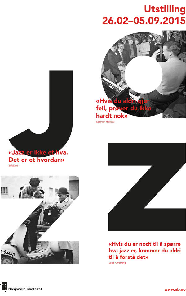 What Makes a Good Poster Design - Tank Jazz Poster