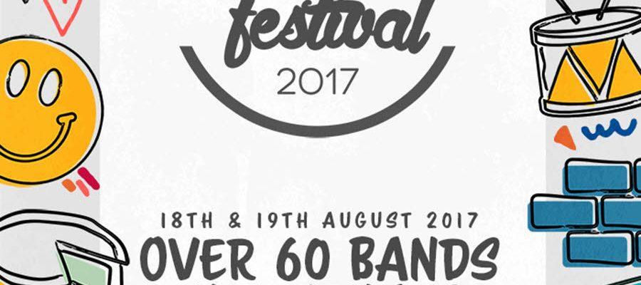 Wigan Live Festival – Design