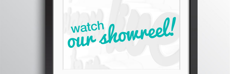 New Showreel Release