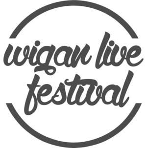 Wigan Live Festival Logo