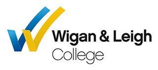 Wigan & Leigh College Logo